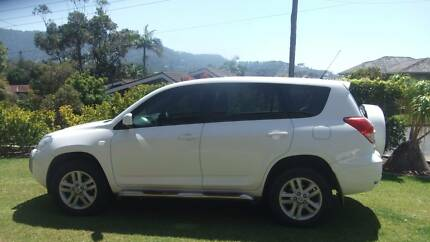 2008 Toyota RAV4 Coffs Harbour 2450 Coffs Harbour City Preview