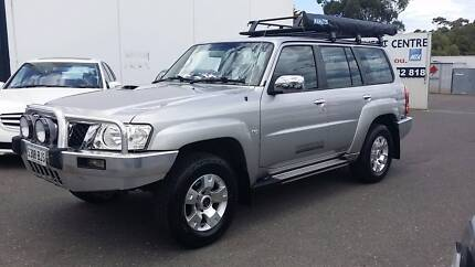 2010 Nissan Patrol Ti Automatic 4x4 Wagon. Clovelly Park Marion Area Preview