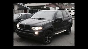 Bmw X5 2004 V8 Quick Sale