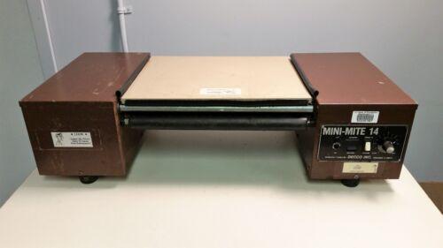 Mini-Mite 14 Decco Film and Paper Dryer