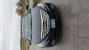 2011 blk sonata leather loaded