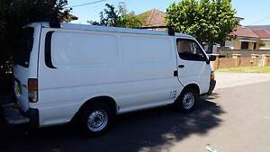 Toyota Hiace 1996 mechanicaly excellent Guildford Parramatta Area Preview