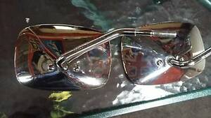 Harley davidson fatboy 1998 mirrors Keilor East Moonee Valley Preview