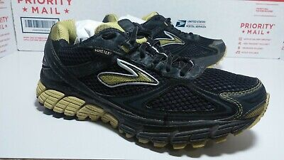 Pre Owned Used Rare Brooks Ghost 5 Gore Tex Running Shoes Womens Sz 6.5 FastShip