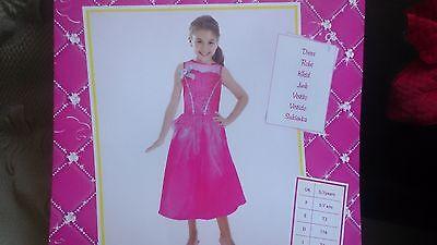 Mädchen Barbie Prinzessin 2 Kostüm  96/116 . Neu ovp Günstig - Günstige Prinzessin Kostüm