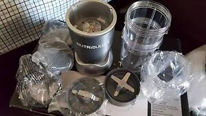 Nutribullet 600 watt extractor 9 piece set As new Condition Summer Hill Ashfield Area Preview
