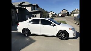 2012 Toyota Camry XLE - Fully Loaded & Like New!