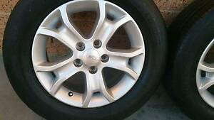 """16"""" FORD RIMS AND TYRES 215/60R16 Dandenong South Greater Dandenong Preview"""