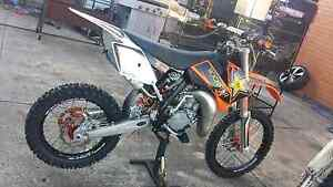 2012 Ktm85Sx BigWheel Deer Park Brimbank Area Preview