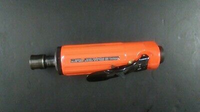 Dotco 10l2580-01 Air Die Grinder Inline 0.9 Hp Heavy Duty 23000 Rpm 14 Collet