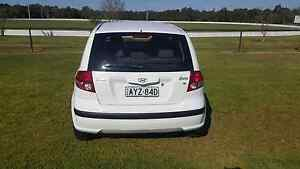 EXCELLENT & BEAUTIFUL HYUNDAI GETZ WITH LONG REGO Blacktown Blacktown Area Preview