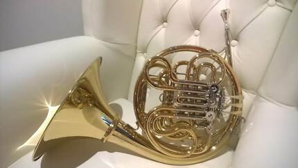 French Horn - Paxman Series 4 double horn stunning AS NEW