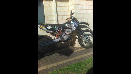KTM 250 MOTOR CROSS BIKE Baldivis Rockingham Area Preview