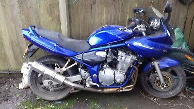 Suzuki Bandit 600 spares or Repair
