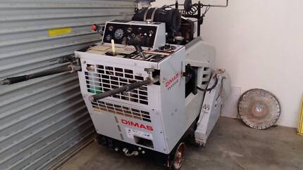 CONCRETE CUTTING BUSINESS FOR SALE -WIWO