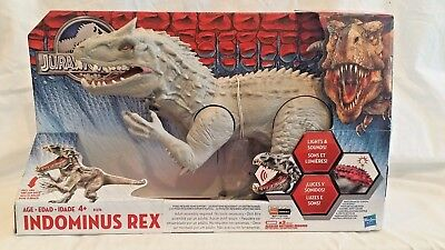 Sealed Hasbro Indominus Rex Dinosaur Jurassic World Park Movie 20  Action Figure