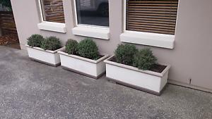 4 x planter boxes Kingston Kingborough Area Preview