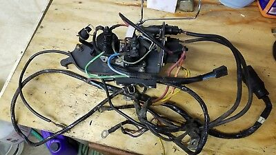 1987 omc cobra 5.0 gm engine wiring harness 984568