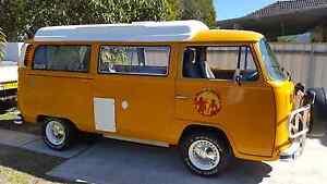 VW Kombi Camper Belmont South Lake Macquarie Area Preview