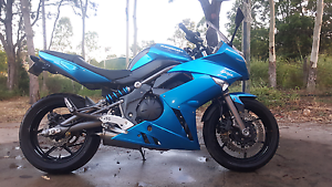 Ninja 650rl LAMS abs Brisbane City Brisbane North West Preview