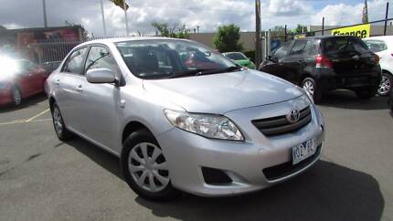 2008 Toyota Corolla ZRE152R Ascent Sedan D/away no more to pay Sunshine Brimbank Area Preview