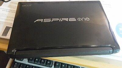 Acer Aspire One D255E-Netbook Atom 1.66GHz 1GB RAM 250GB HD Windows 7 Starter