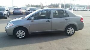 "2010 Nissan Versa Auto, Air, Cruise ONLY $5777 CLICK ""SHOW MORE"""