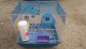 Mouse cage and accessories Kellyville The Hills District Preview