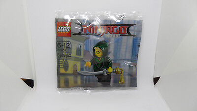 Lego The Ninjago Movie Lloyd Minifigure 30609