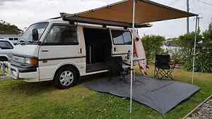 BACKAPACKER CAMPERVANS - FULL SETUP - XLNT TOURERS Port Macquarie Port Macquarie City Preview