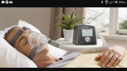 CPAP Face Mask and ICON machine F&P model.