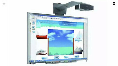 Interactive Smart Board Sb680 Smart Uf65 Dlp Short-throw Projector