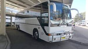 Volvo B12 Coach 49L/S Recliners AC Bayswater Bayswater Area Preview