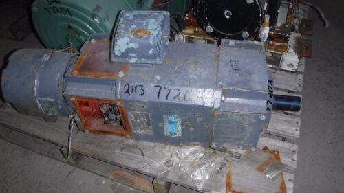 20 Hp Dc Reliance Electric Motor, 2500 Rpm, Sc2113atz Frame, Dpfv, 240 V