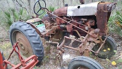 International Harvester 140 Tractor High Crop Hi Clearance Farmall Cane Ih