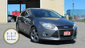 2014 Ford Focus SE | ALLOY WHEELS | TINTS | CLEAN CARPROOF | EVE