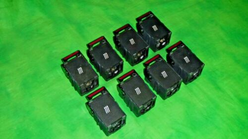 HP DL360 G8 697183-001 732136-001 654752-001 667882-001 LOT OF 8 Cooling Fans @1