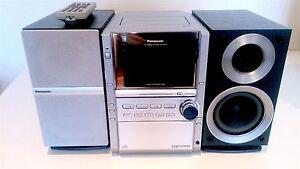Panasonic Micro Stereo - SA-PM18 Albert Park Port Phillip Preview