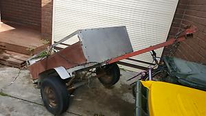 Aluminium trailer small Sunshine Brimbank Area Preview
