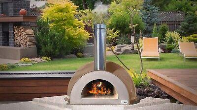 *Winter Sale* Wood Fired Pizza Oven kit includes fibreglass shell tweedehands  verschepen naar Netherlands