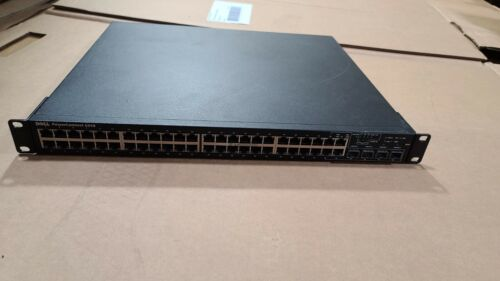 Dell GP931 PowerConnect 6248 48-Port Gigabit Ethernet Switch w/ Stacking Module
