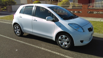 Toyota Yaris , Automatic, Registration and RWC