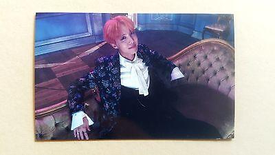 BTS Wings Blood Sweat & Tears Official Fan meeting Photocard Photo Card  J-Hope