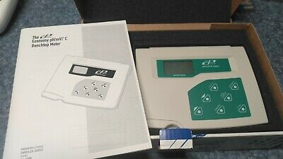 Cole Parmer Bench Top Phmvc Meter Model 59003-20 110v New Never Used