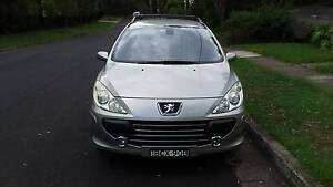 Peugeot 307 XES HDi Touring 2.0 Turbo-Diesel Wagon Normanhurst Hornsby Area Preview