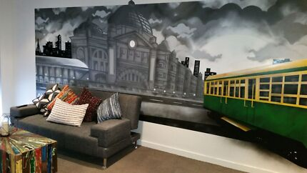 Short term accommodation in brunswick Fitzroy North Yarra Area Preview