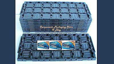 Core i7 i5 i3 CPU Processor Tray for Socket LGA 1156 1155 1150 -12 Fit 52 CPU'S comprar usado  Enviando para Brazil