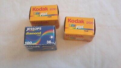 Camera film 35mm EXPIRED