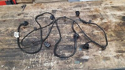 AUDI A6 C6 2.0 TDI REAR PDC PARKING SENSOR WIRING LOOM 4F0971085