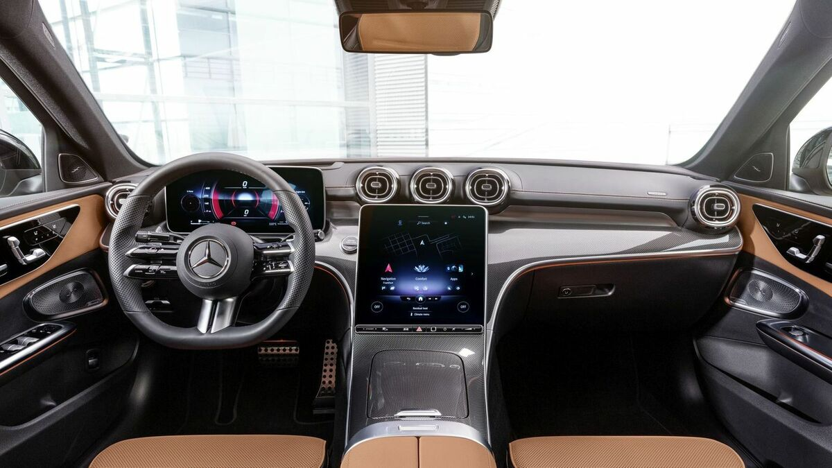 Mercedes C-Klasse 2021: Preis, Bilder   mobile.de